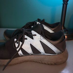 Reflective Women's adidas running shoes